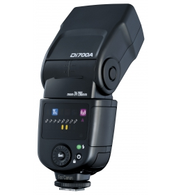 NISSIN blesk Di700A + odpalovač Air 1 pro Canon
