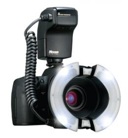 Nissin makroblesk MF18 pro Canon